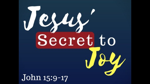 Johannes 15 9 17