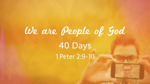 We are People of God