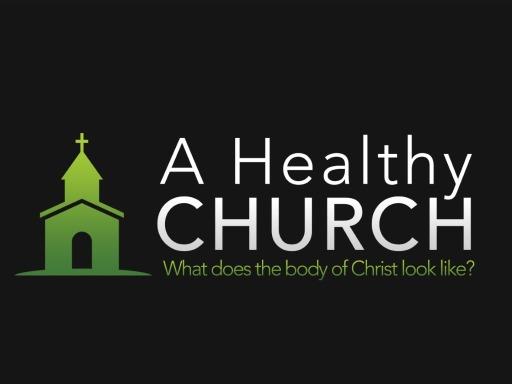 discipleship and a heathy church