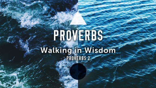 2019-05-26 Walking In Wisdom