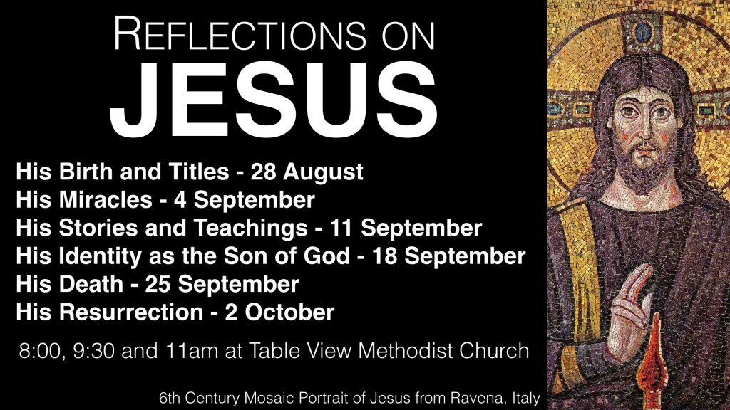 reflection on jesus What are we to make of the story of jesus being taken up into a cloud, an episode that not only sounds like mythology but also violates our modern sense of space.