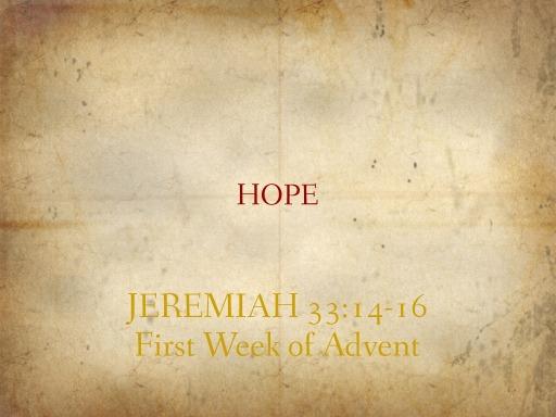 hope first week of advent faithlife sermons. Black Bedroom Furniture Sets. Home Design Ideas