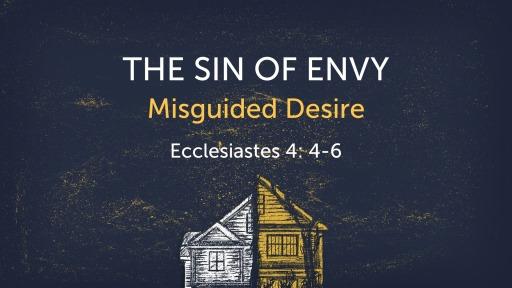 The Sin of Envy - Faithlife Sermons